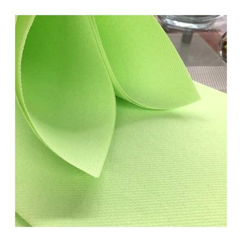 nappes en non tiss 233 vert amande vaisselle jetable discount