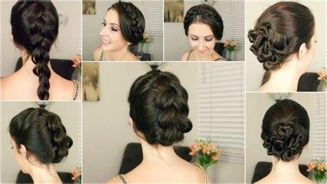 quick easy hairstyles for wet hair courtney lundquist
