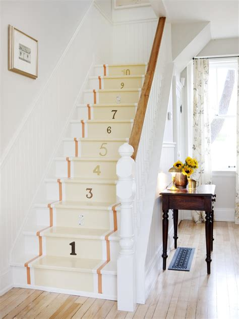 Decorating Ideas For Living Room With Stairs by Step Up Your Space With Clever Staircase Designs Hgtv