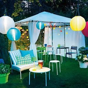 Ikea Luminaire Exterieur : 30 luminaires et eclairages d 39 ext rieur pour illuminer son jardin guirlande et boule solvinden ~ Teatrodelosmanantiales.com Idées de Décoration