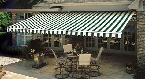 retractable deck patio awnings garage door service sales  installation rapid garage