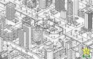 Stdte Und Innenstdte Ausmalbilder Und Malvorlagen Kostenlos