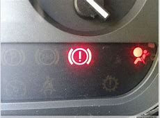 Airbag lampe lyser bmw