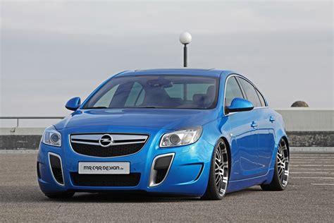 Opel Opc by Opel Insignia Opc By Mr Car Design