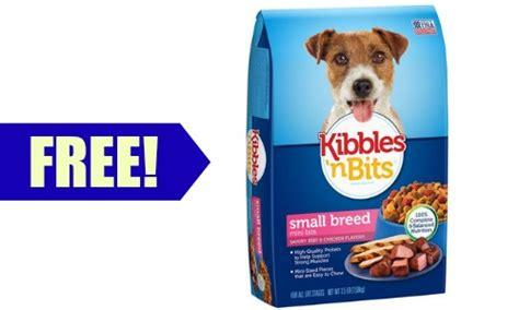 Free Kibbles 'n Bits Dog Food