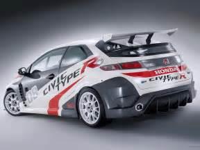 Honda Civic Type R Race Car