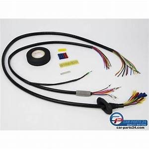 Repair Wiring Harness Tailgate Right Side For Bmw E61