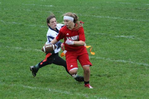 2012 Cheetahs: Flag Football Photos