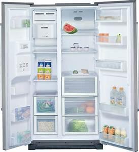 Refrigerateur Congelateur Americain : siemens r frig rateur cong lateur am ricain premium ~ Premium-room.com Idées de Décoration