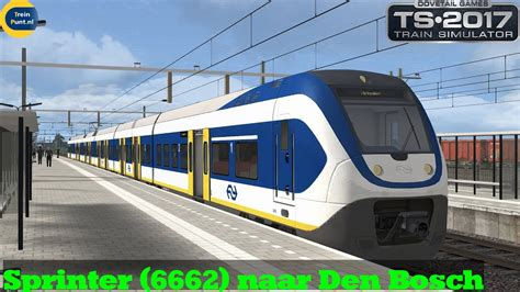 [leonhearth] Sprinter (6662) Naar Den Bosch