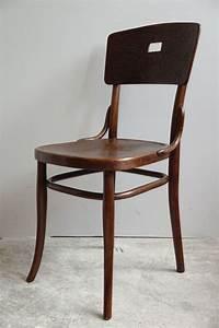Chaise De Bistrot Bois : chaises de bistrot en bois courb par michael thonet pour thonet autriche 1910s set de 4 en ~ Teatrodelosmanantiales.com Idées de Décoration