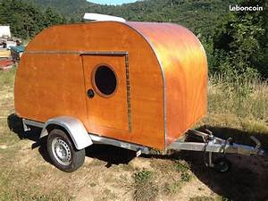 Fabriquer Mini Caravane : mini caravane teardrop teardrop ~ Melissatoandfro.com Idées de Décoration