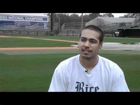 player profile anthony rendon rice baseball youtube