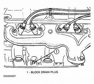 2003 Dodge Dakota Serpentine Belt Routing And Timing Belt Diagrams