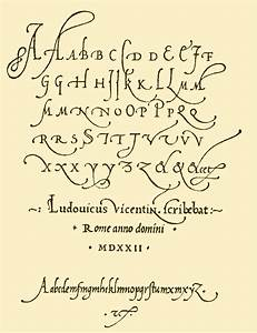 American Cursive - Calligraphy Discussions - The Fountain ...