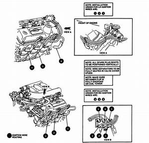 2002 Ford Windstar Spark Plug Wiring Diagram