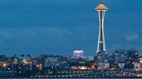 [49+] Space Needle Wallpaper for Desktop on WallpaperSafari