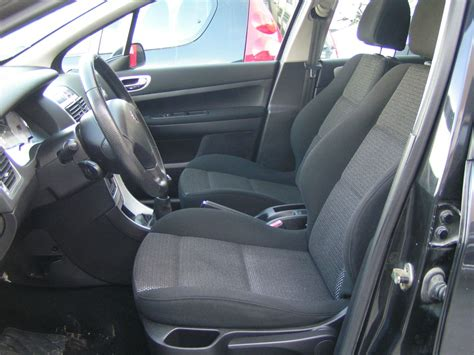 sieges auto occasion 307 hdi oxygo 1ere garantie pro reprise auto et