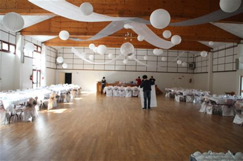d 233 coration salle mariage plafond le mariage