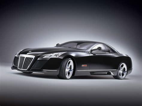 Most Expensive Luxury Car  Maybach Exelero Ealuxecom
