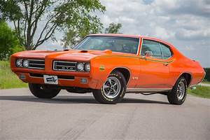 1969 Pontiac Gto Judge Cars Coupe Wallpaper