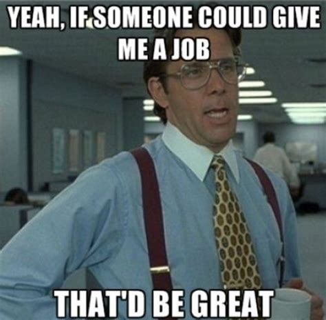 Job Hunting Meme - 79 best job hunting comedy images on pinterest funny stuff so funny and comic