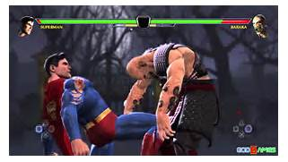 Mortal Kombat vs  DC U...