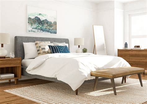 7 tips for designing a mid century modern bedroom obsigen