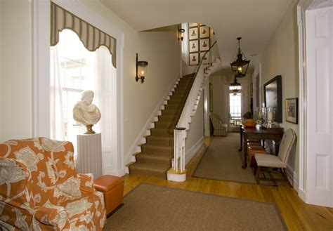 P Allen Smith Home Interiors : Stair Hall At Moss Mountain Farm
