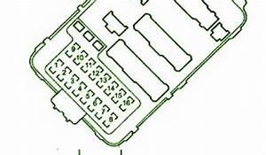 2009 Acura Rsx Main Fuse Box Diagram  U2013 Auto Fuse Box Diagram