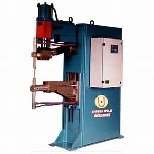 Press Type Projection Spot Welding Machine At Rs 39500