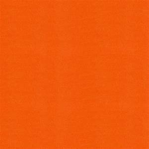 Solid Orange Minky Fabric by the Yard Orange Fabric