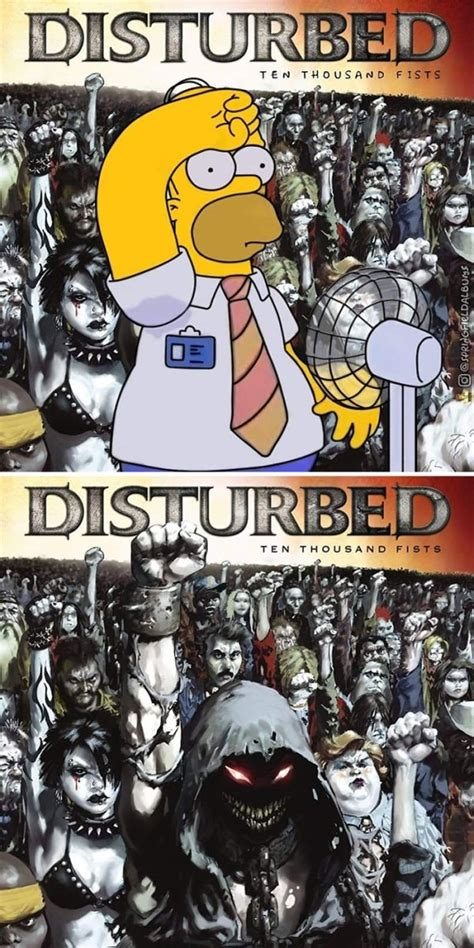Often misunderstood and forever caught in format purgatory by digital music services. Famous Music Album Covers Improved By 'The Simpsons' (64 pics)