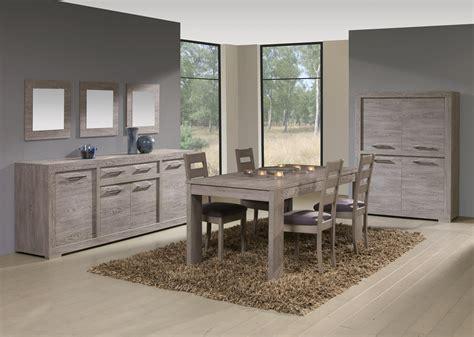 cuisine équipée meilleur rapport qualité prix salle à manger complète contemporaine coloris cottage oak