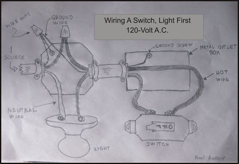 Wiring Switch Light by Fix Your Home Switch Wiring Diagram