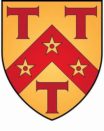 Oxford College Arms St Coat Antony Svg