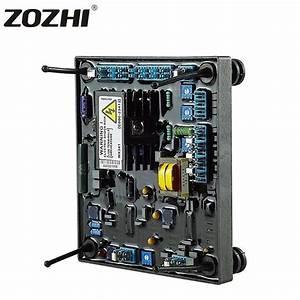 Avr Mx341 Generator Parts Voltage Regulation Circuit