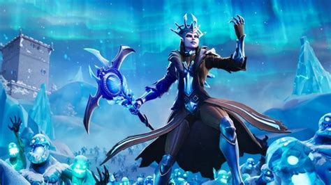 fortnite ice storm challenges guide pcgamesn