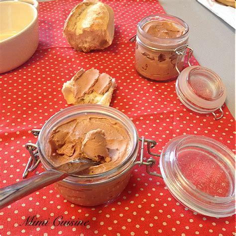foie cuisine mousse de foie recette thermomix mimi cuisine