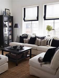 Ikea Idee Deco : salon hemnes ikea ~ Preciouscoupons.com Idées de Décoration