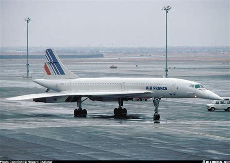 concorde air france flight