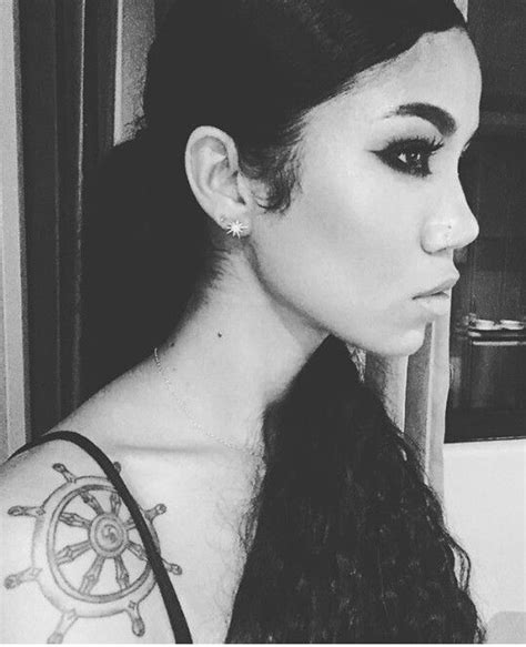 Jhené Aiko Is Just Perfection  My Idol Pinterest