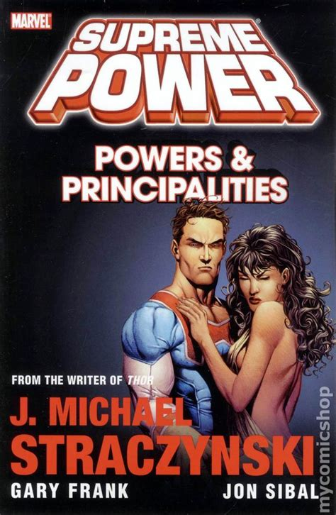 supreme power comic books in supreme power tpb 2nd edition