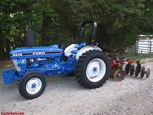 Tractordata Com Ford 3910 Tractor Photos Information