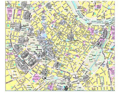 large vienna maps     print high