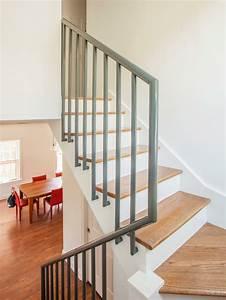 Rampe D Escalier Moderne : rampe d 39 escalier 59 suggestions de style moderne ~ Melissatoandfro.com Idées de Décoration
