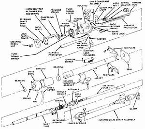 1990 Gmc Sierra Steering Column Loose
