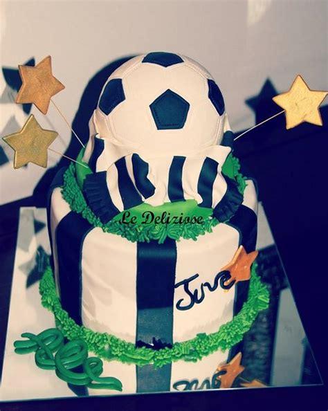 Juventus F.C. cake - cake by LeDeliziose - CakesDecor