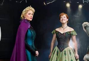 First Look at the Frozen Broadway Musical Costumes