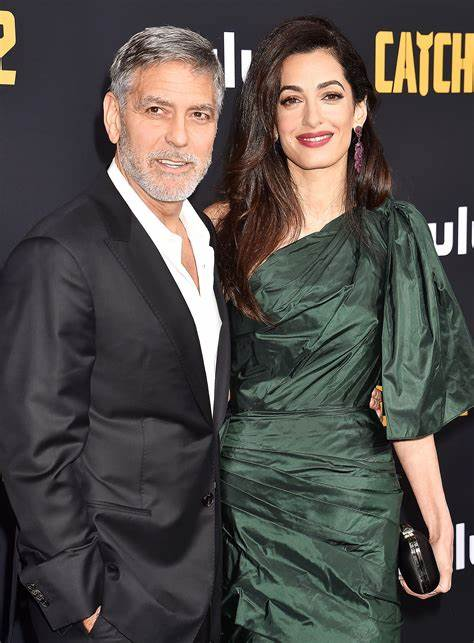 George was excited to welcome his little kids home. Smart Cookies! George and Amal Clooney's Twins, 3, Are 'Fluent' in Italian - Meltingood.com